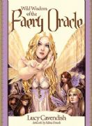 Wild Wisdom of the Faery Oracle - Lucy Cavendish , Selina Fenech